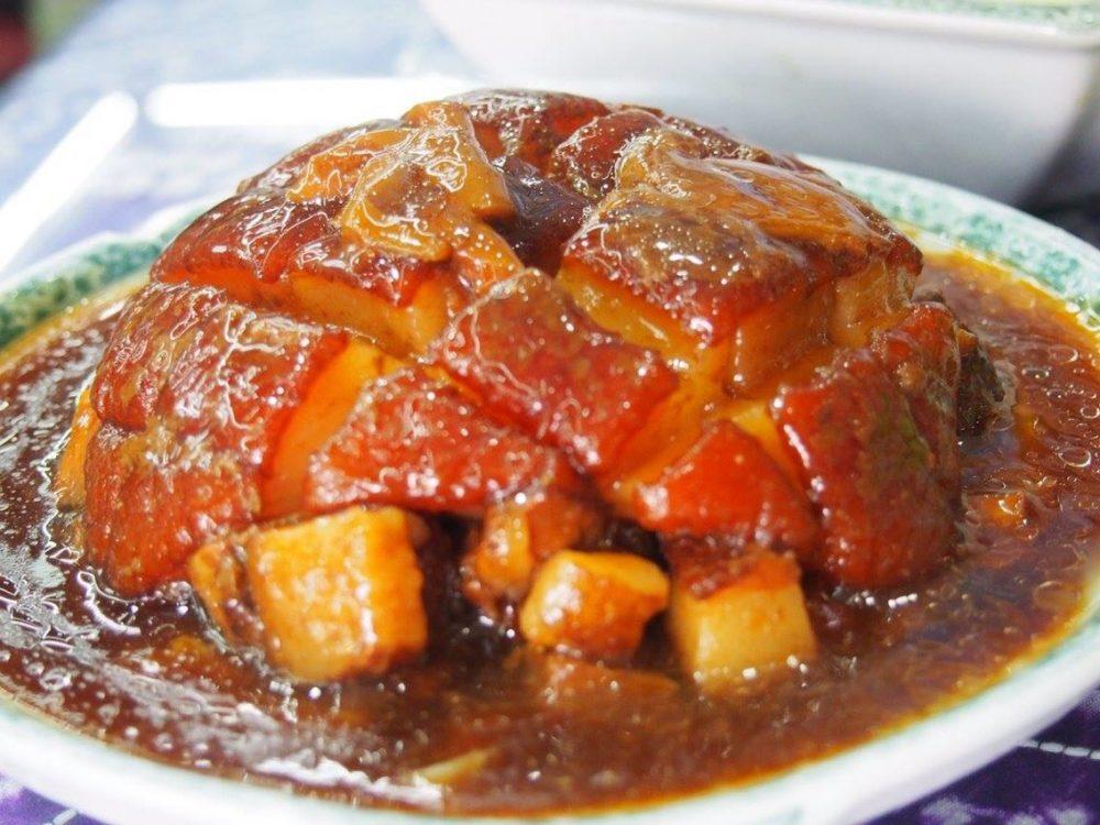 豚肉の角煮-in大理。