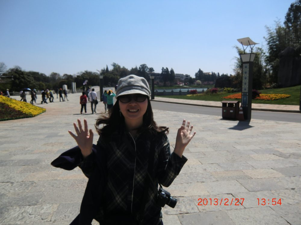 雲南省石林一日ツアー